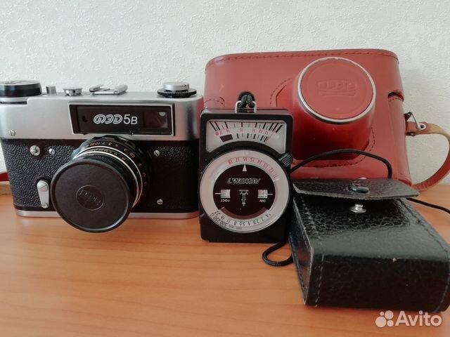 Самый лучший пленочный фотоаппарат с экспонометром рихард решил