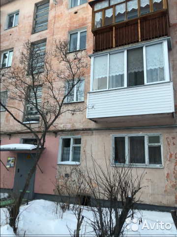 Продается однокомнатная квартира за 650 000 рублей. Асбест, Свердловская область, Уральская улица, 56.
