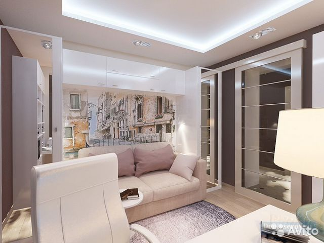 2-к квартира, 78.9 м², 12/16 эт. 89274604120 купить 1