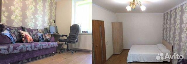 Продается однокомнатная квартира за 2 490 000 рублей. Калининград, улица Аксакова, 106.