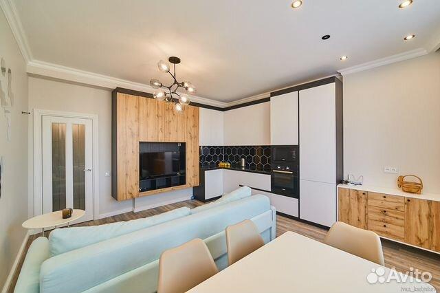 Продается четырехкомнатная квартира за 8 500 000 рублей. ул Воровского, 61Б.