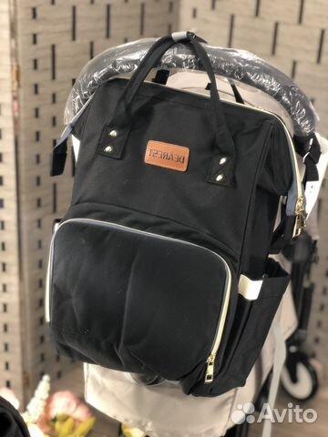 2a15aed5f440 Рюкзак сумка для мамы купить в Калининградской области на Avito ...