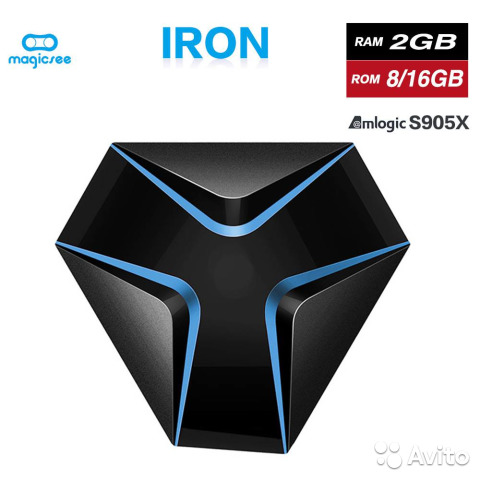 TV smart magicsee iron 2G/16G