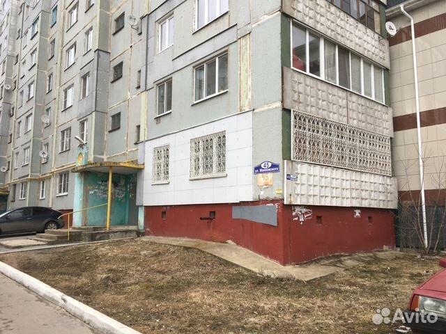 Продается однокомнатная квартира за 2 000 000 рублей. улица Маяковского, 45, подъезд 1.