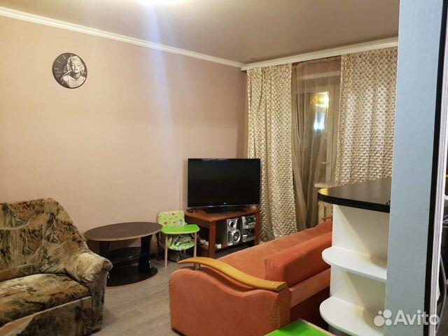 Продается двухкомнатная квартира за 3 500 000 рублей. г Казань, ул Николая Ершова, д 56.