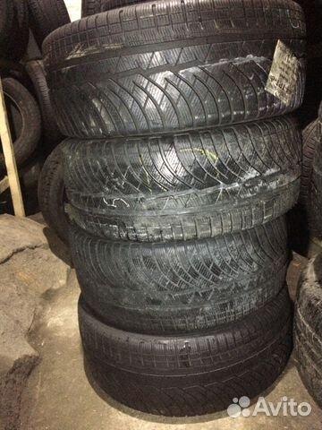 89211101675 R18 235/40 Michelin Pilot Alpin PA4