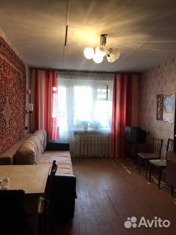 Продается двухкомнатная квартира за 1 200 000 рублей. Нижегородская обл, г Дзержинск, ул Сухаренко, д 7.