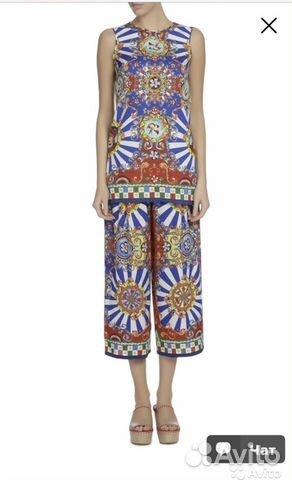 Брюки Dolce&Gabbane 89506917409 купить 2