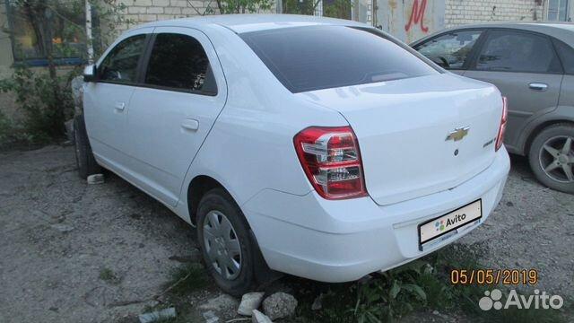 Купить Chevrolet Cobalt пробег 70 000.00 км 2013 год выпуска