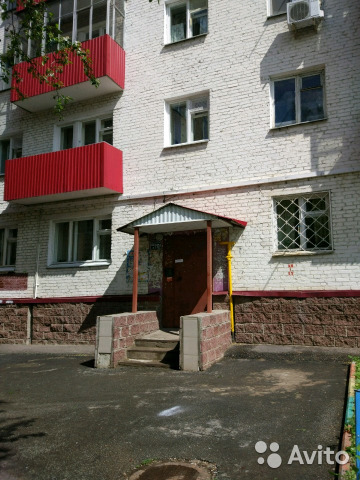 Продается однокомнатная квартира за 2 300 000 рублей. г Уфа, ул Первомайская, д 76.