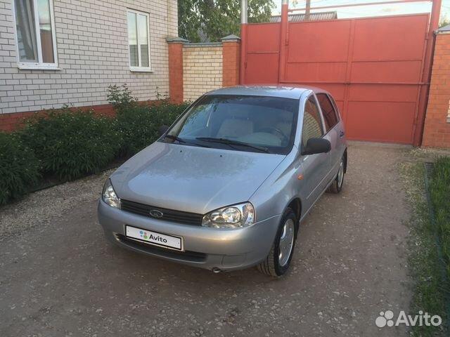 Купить ВАЗ (LADA) Kalina пробег 105 250.00 км 2008 год выпуска