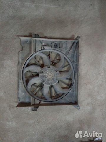 89226688886 Вентилятор радиатора (Volvo XC90)