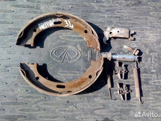 89026196331 Механизм колодок задний левый Nissan Armada VK56DE