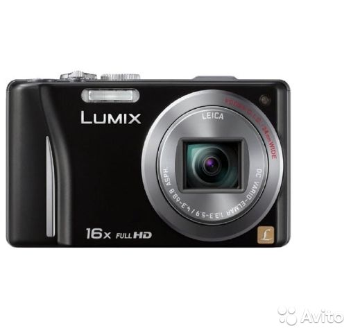 Panasonic Lumix DMC-TZ20 с GPS