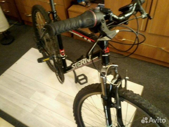 c6034a78395ff Горный велосипед рама18' алюм купить в Санкт-Петербурге на Avito ...