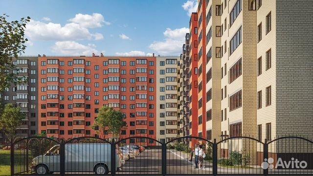 3-к квартира, 84 м², 2/10 эт. 88172786700 купить 2