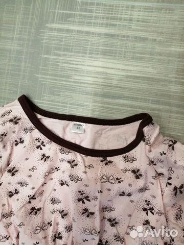 Пижама для беременных и кормящих 89113316595 купить 3