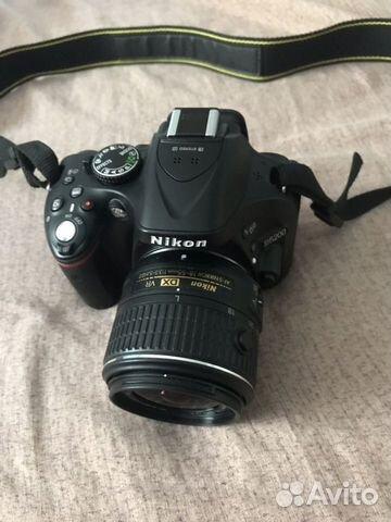Фотоаппарат Nikon D5200 89283113130 купить 1
