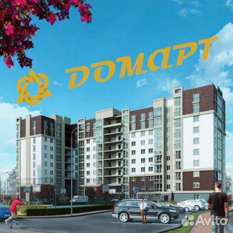 2-к квартира, 59 м², 2/10 эт. 84012677000 купить 1