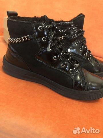 Ботинки утепленные 89527981171 купить 6
