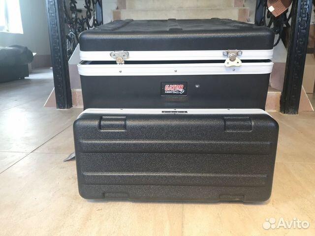 Комбинированный рэковый кейс Gator GRC-10X4 89166163516 купить 5