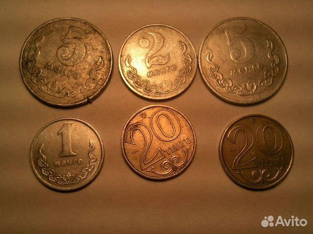 89115661709  6 coin collection