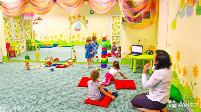 89220004530 Детский центр в элитном районе