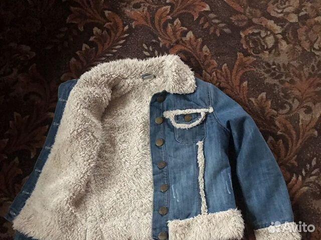 Куртка джинсовая, кардиган и платья купить 2