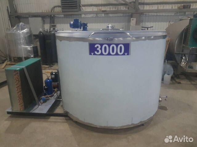 Охладитель молока вертикальный 3000 литров  89220740022 купить 3