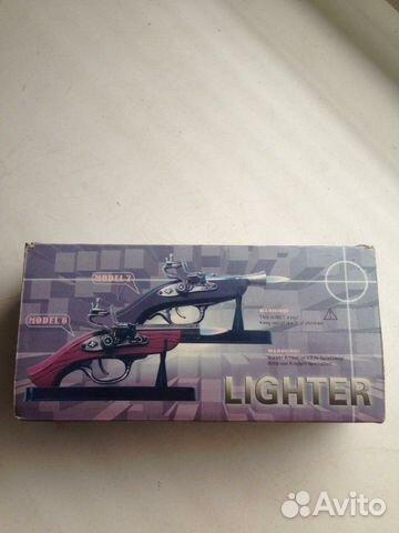 Зажигалка - пистолет  89130018995 купить 3