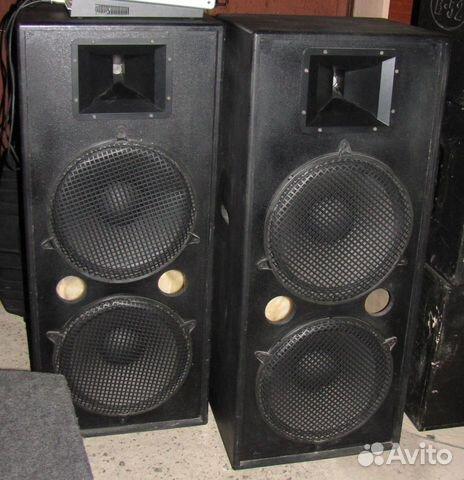 Проф акустика 2000W колонки 2шт Frank Audio 2x15Д 89128899109 купить 3