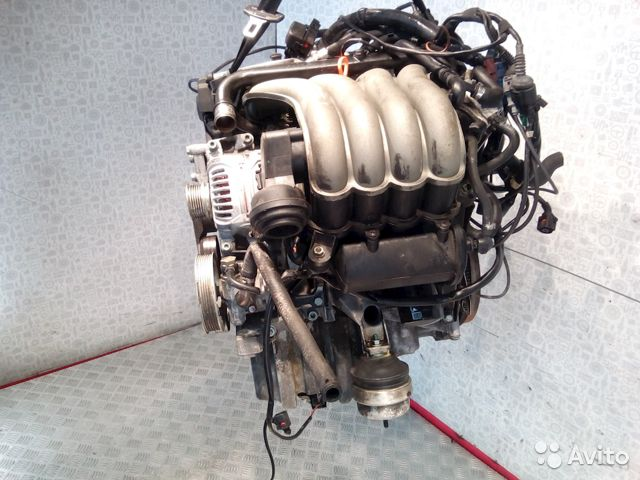 Двигатель (двс) Audi A4 B6 2,0 ALT 89302247271 купить 2