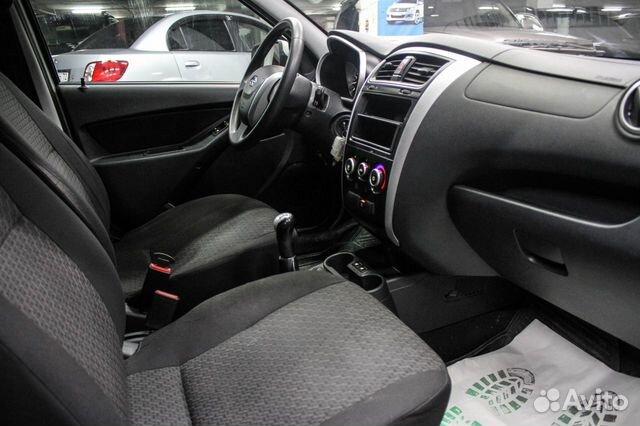 Datsun on-DO, 2014 купить 8