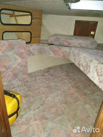 Парусно-моторная яхта motosailer 31 фут 89586042685 купить 7