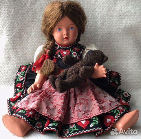 Кукла антикварная Германия  купить 1