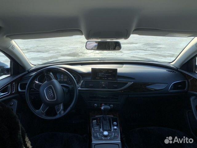 Audi A6, 2014 89587687118 купить 7