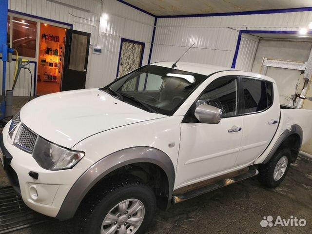 Mitsubishi L200, 2012 89828004824 купить 1