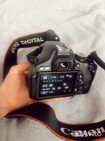 Canon 600 d нулевый