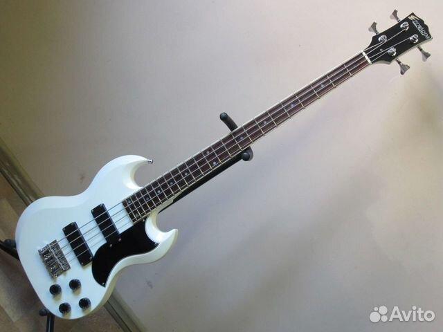 89025069832 Бас-гитара Edwards E-J-85MF (2000 Japan)