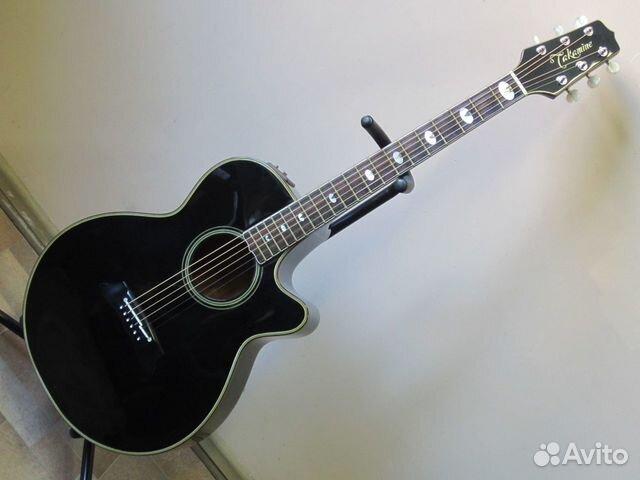 89025069832 Электроакустическая гитара Takamine PT-108 (1985)