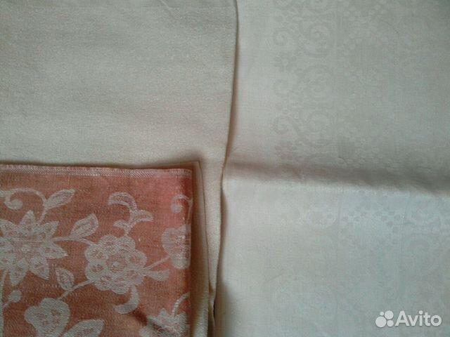 Простыни, полотенца льняные СССР 89531784236 купить 3