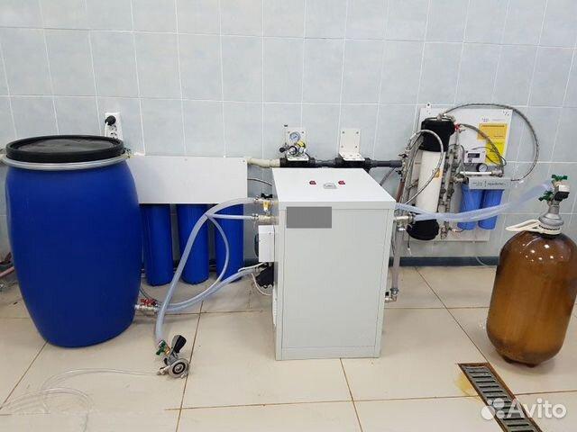 Цех по производству разливных напитков / пива 89031462002 купить 5