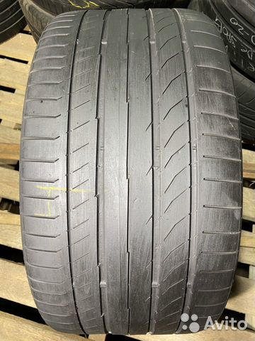 89211101675 285/30 ZR20 Continental ContiSportContact5p