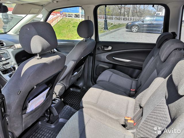 Ford Galaxy, 2008 kaufen 6