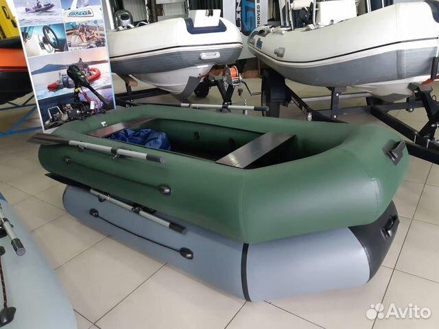 Лодка пвх + Лодочный электромотор
