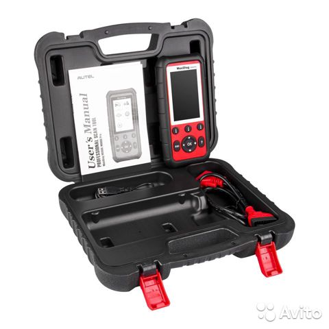 Диагностическое оборудование, сканер, autel 89888952680 купить 5