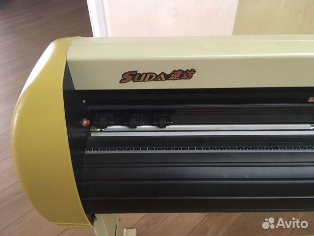 Рулонный режущий плотер suda SD 1080 89232475387 купить 3