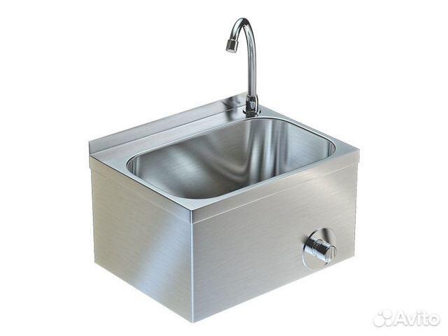 Ванны моечные и рукомойники из нержавейки