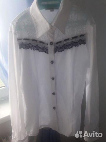 Блузка школьная 89889818902 купить 1