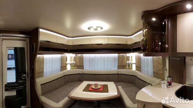 Семейный Дом на колесах Hobby Prestige 720 UKFe 89183304949 купить 7